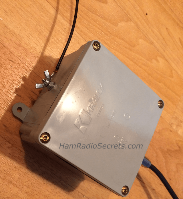 Improving An Attic Shortwave Antenna A Case Study