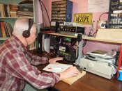 Amateur and ham radio station operator VE2DPE