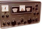 Ham radio receiver Hammerlud HQ-180. Source: eham.net