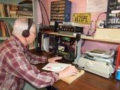 Amateur and ham radio station operator VE2DPE
