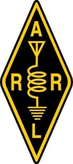 American Radio Relay League (ARRL) logo.
