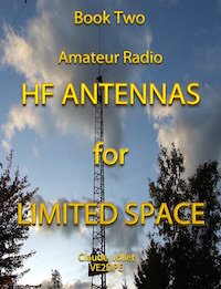 Amateur Radio HF Antennas For Limited Space