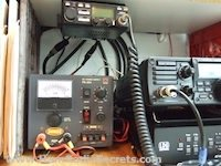 A ham radio power supply.