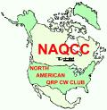 North American QRP CW Club - NAQCC Logo